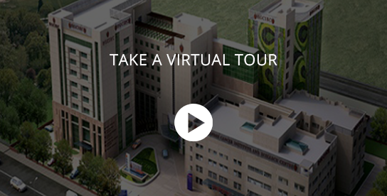Take a virtual tour of cancer hospital and institute