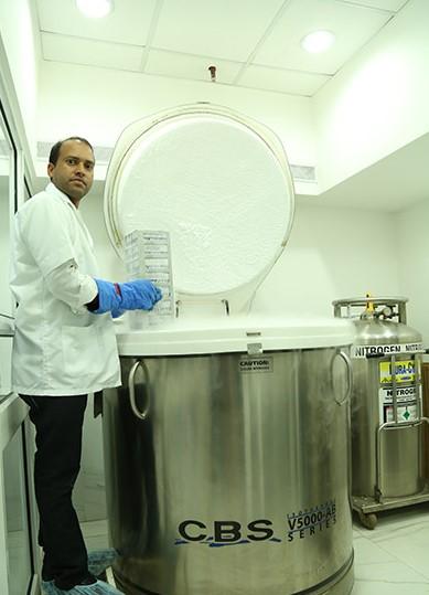 biorepository service delhi