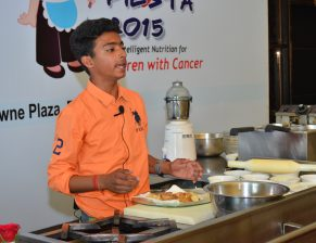 Intelligent Nurtrition for Children with Cancer