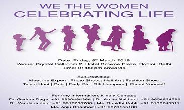 Women Celebrating Life