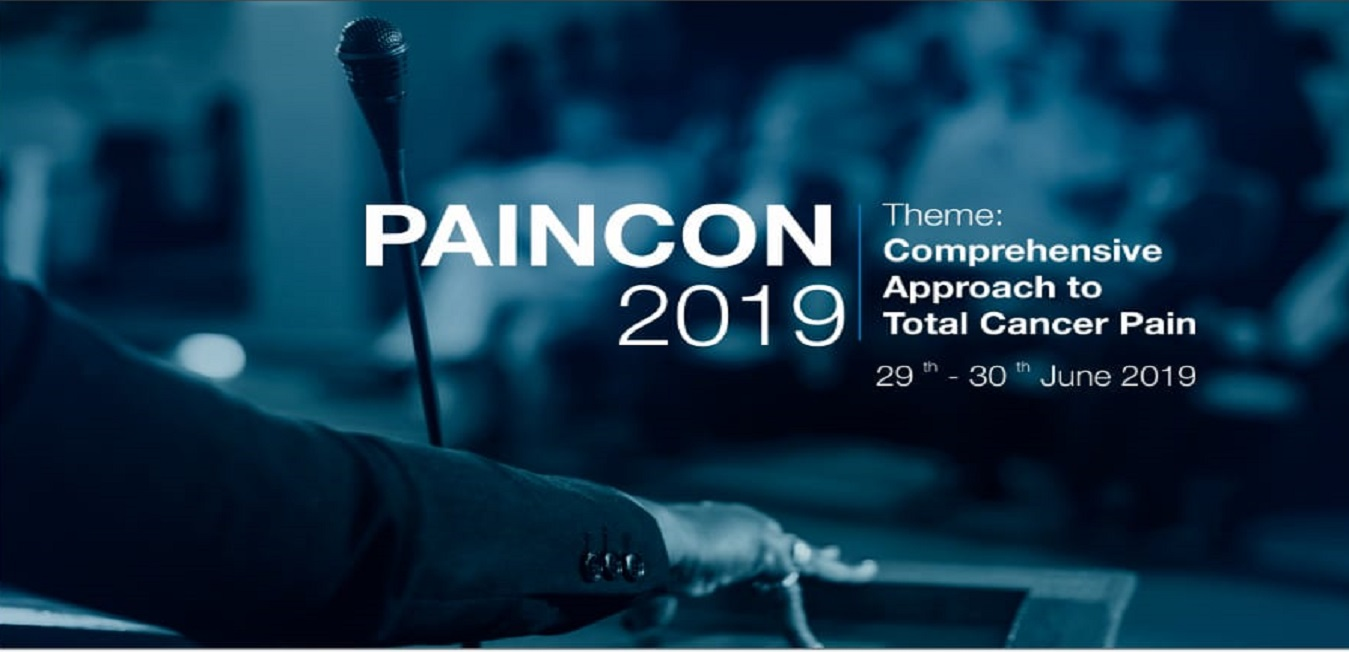 PAINCON 2019″Comrehensive Approach on Total Cancer Pain""