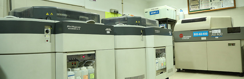 clinical biochemistry services delhi ncr