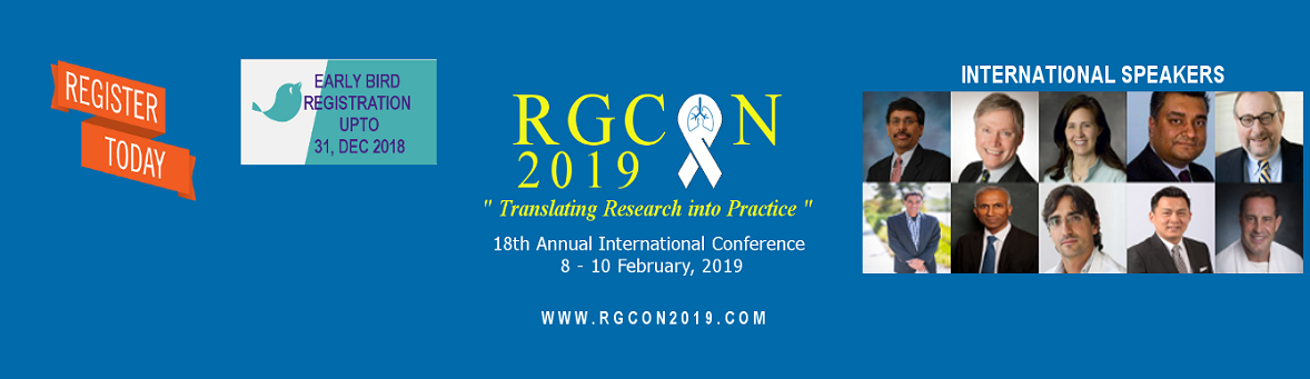 18th Annual International Conference RGCON