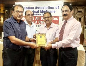 CME – INDIAN ASSOCIATION OF CLINICAL MEDICINE, LUDHIANA, PUNJAB